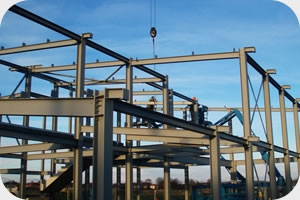 Industrial General Construction | Jenson Mechanical | Industrial Mechanical Contractor SF Bay Area